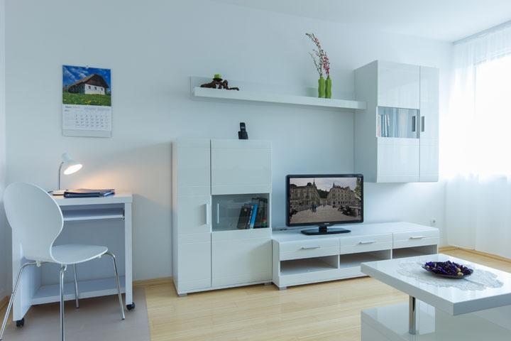 Apartamento MIKA - sala de estar