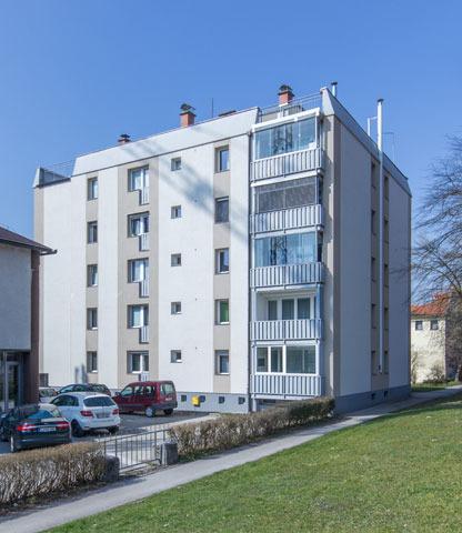Apartamento MIKA - edificio