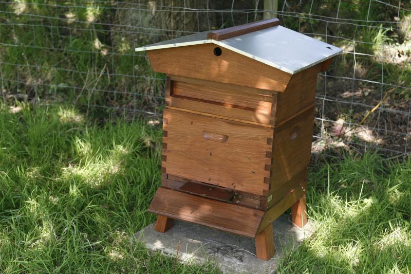 Woodend Beehive