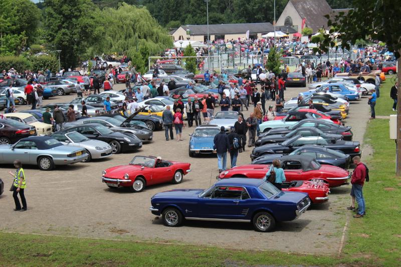 Le Mans Classic British Welcome