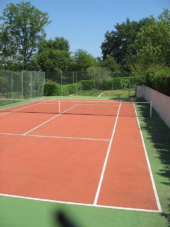 Tennis Court property