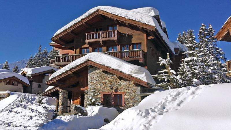 5 bedroom Chalet with Pool and WiFi - 5669448 Chalet in Courchevel