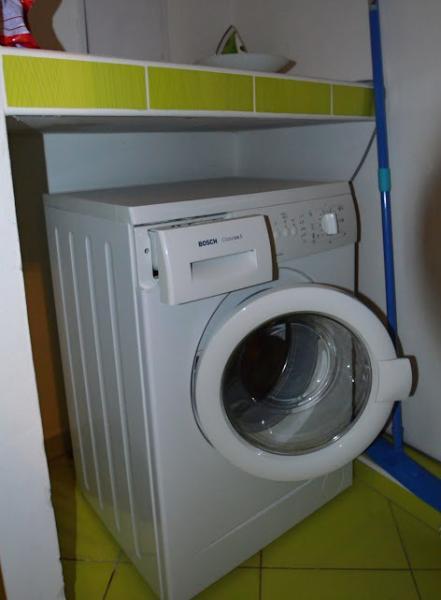 Machinge de lavage