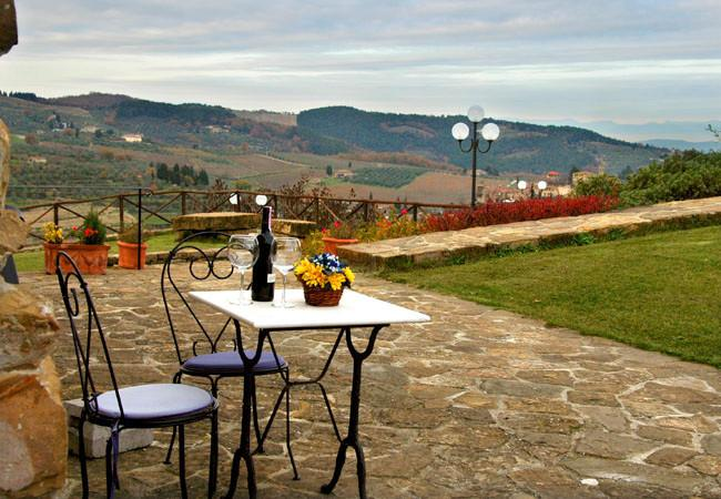 Le Bolle Villa Sleeps 4 with Pool and Air Con - 5049026, holiday rental in Montefioralle