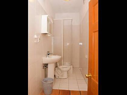 A3(2+4): bathroom with toilet