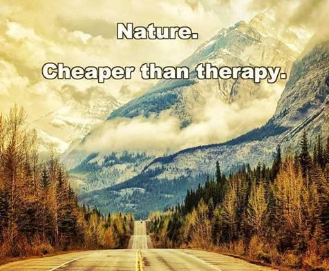 Nature - CheaperThan Therapy