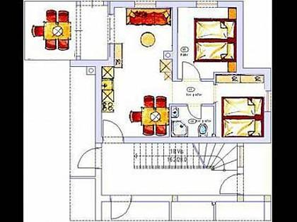 A2(4+3): floor plan
