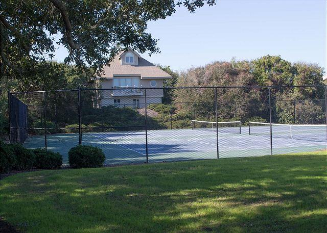 Beacon's Reach Tennis Courts
