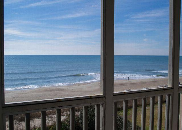 Oceanfront Views from Condo