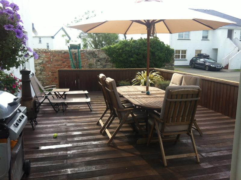 South Facing Private Deck