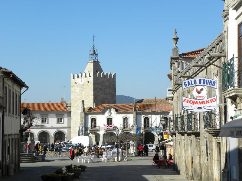 Local Historic Town of Caminha
