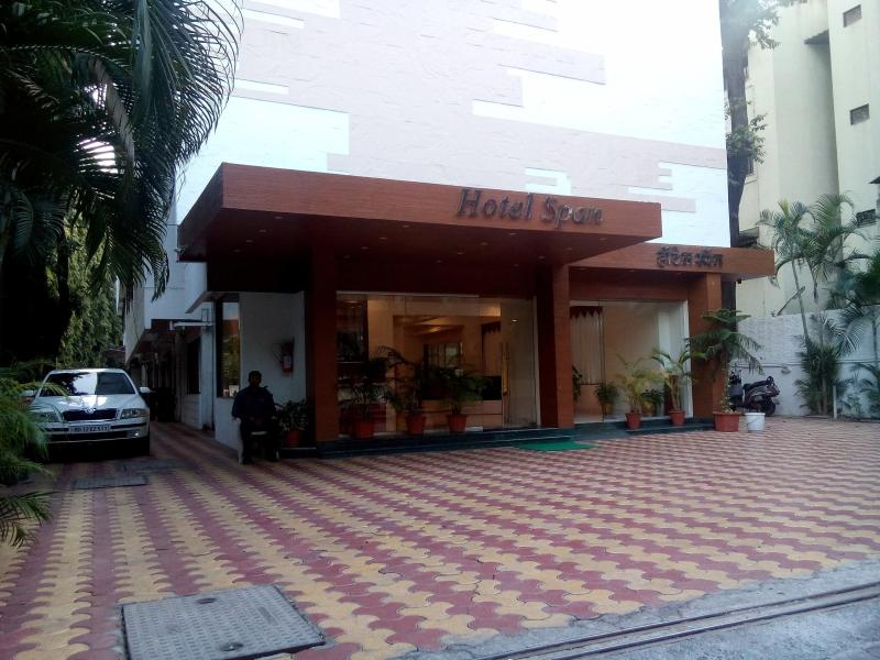Hotel Span Executive, holiday rental in Vagholi
