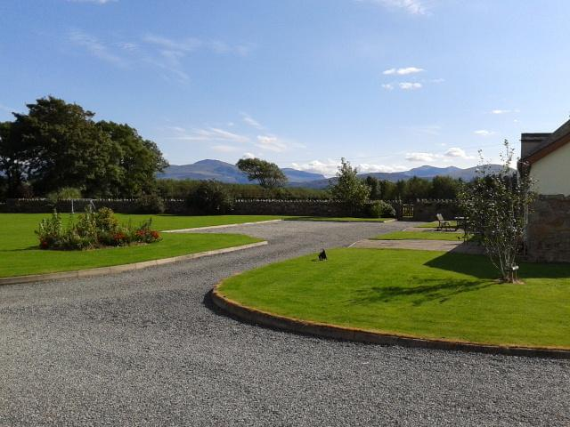 Views across Snowdonia from your cottage