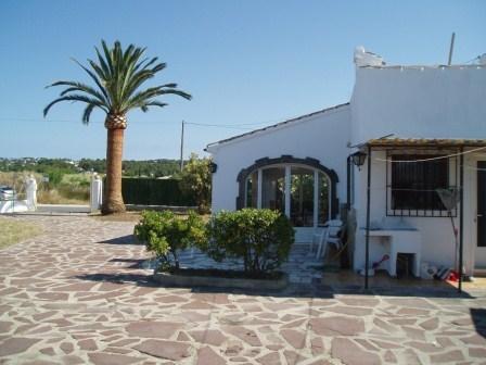 Casa Rústica en Playa Arenal de Jávea, alquiler vacacional en Jávea