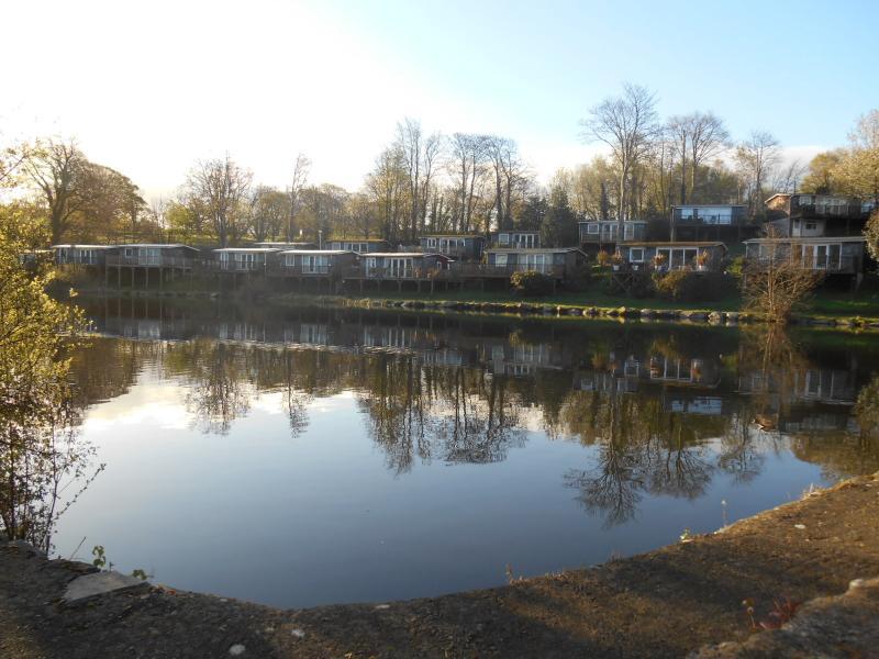 Lakeside Chalets at Glan Gwna Park