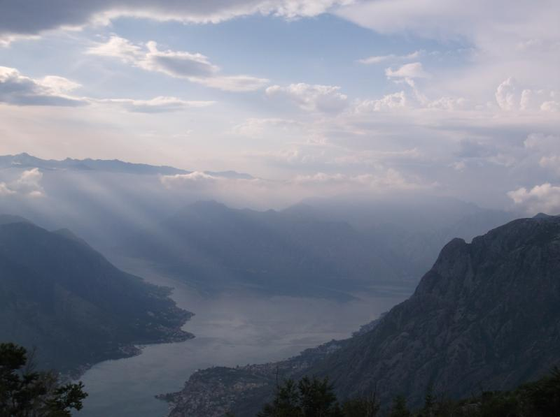 Ever Changing Magnificient Kotor Bay