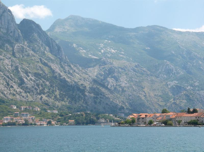 Prcanj and Kotor Bay