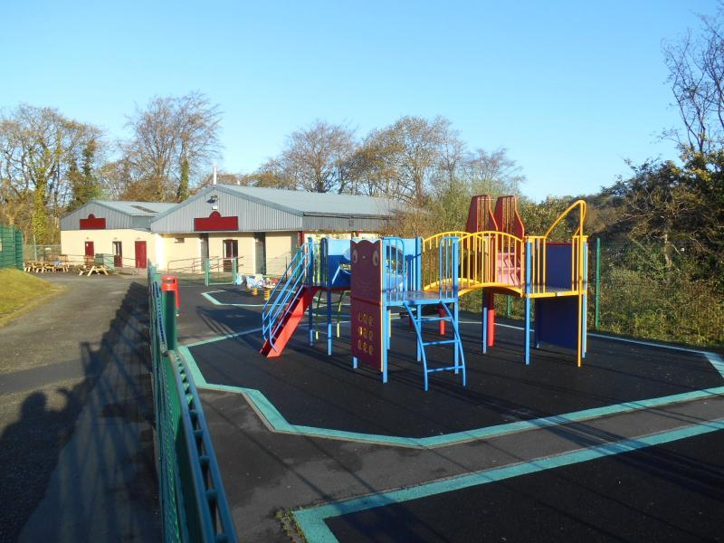 Childrens Play Ground at Glan Gwna Park