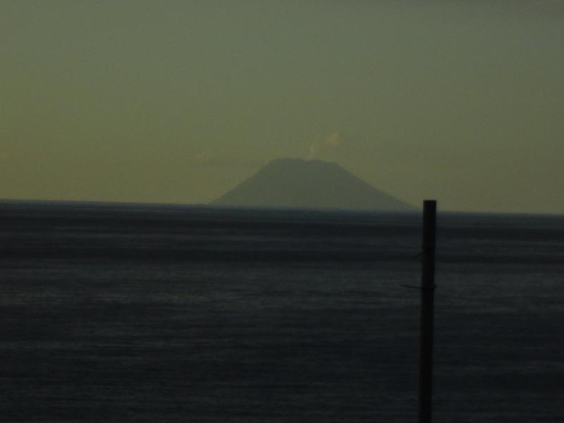 l'isola di Stromboli