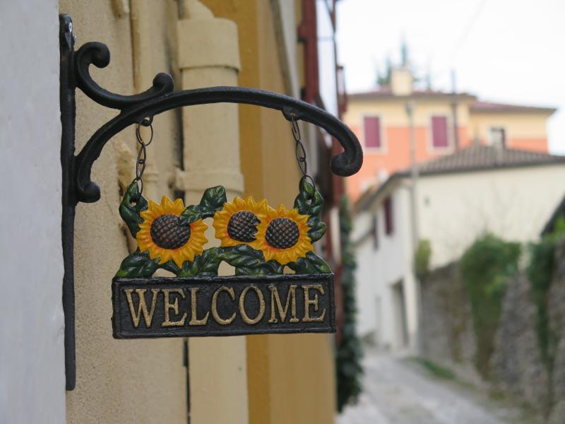Siete sempre i benvenuti