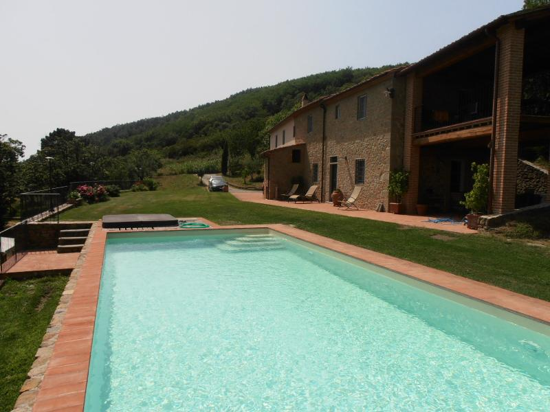 Casale in Toscana, holiday rental in Serravalle Pistoiese