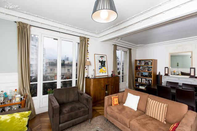 Bright apartment - Near Roland Garros, location de vacances à Hauts-de-Seine
