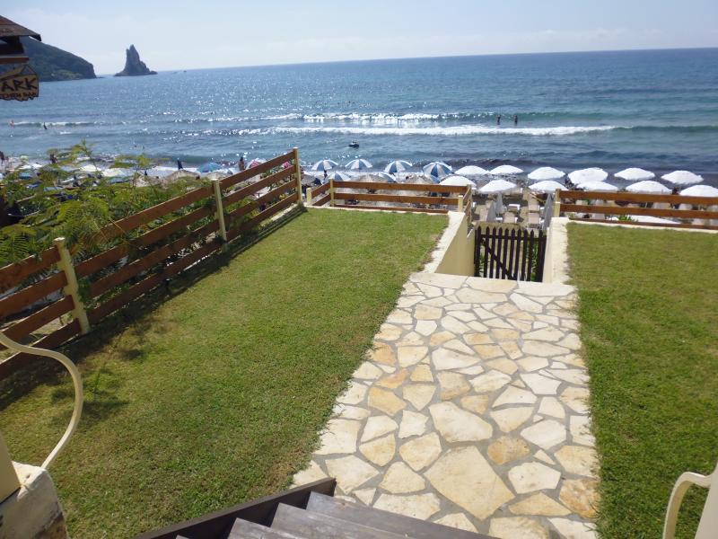 Agios Gordios Mariastella seaview studio 4, holiday rental in Agios Gordios