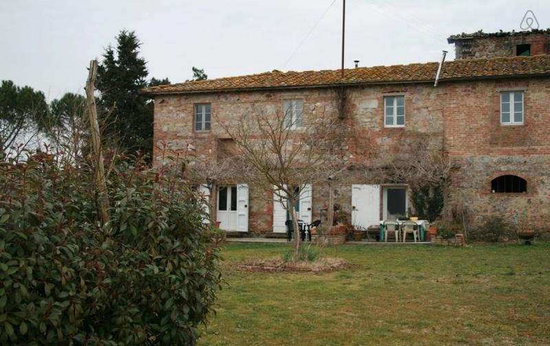 Casa Giovanna Ap.1, Ferienwohnung in Sovicille