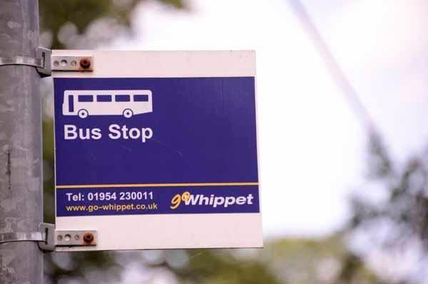 Serviço de autocarro local regular