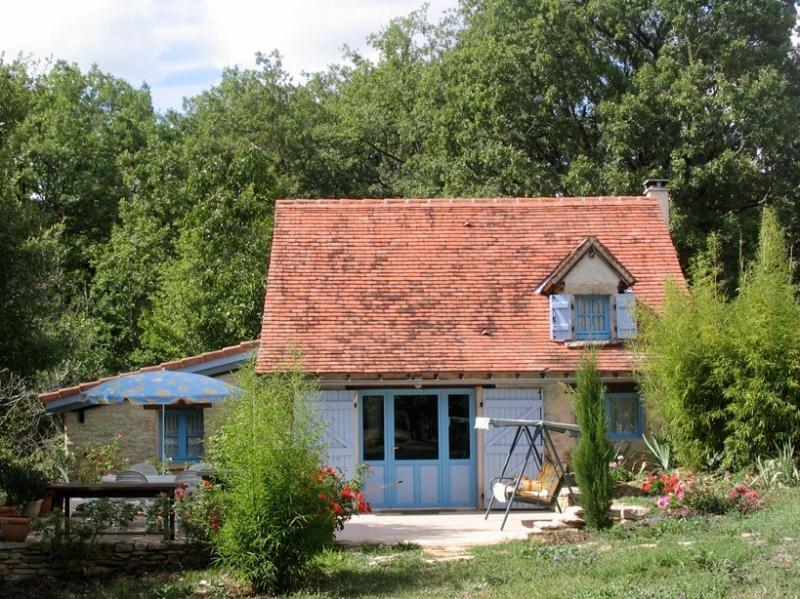 Gîtes du Mas de Panier - La Bergerie, location de vacances à Saint-Projet