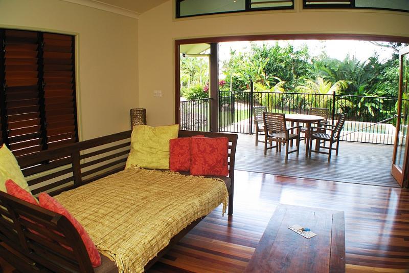 40 on Bingil, vacation rental in Bingil Bay