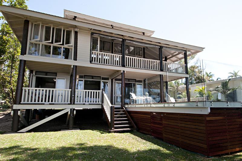 Magic Beach House- Extérieur de la plage