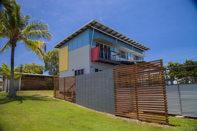Bella's Beach House-External View