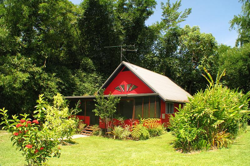 Lillypads Cottages-Red Cottage