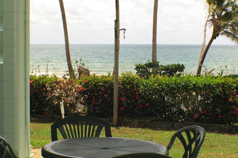 San Roy 1 - View to Beach
