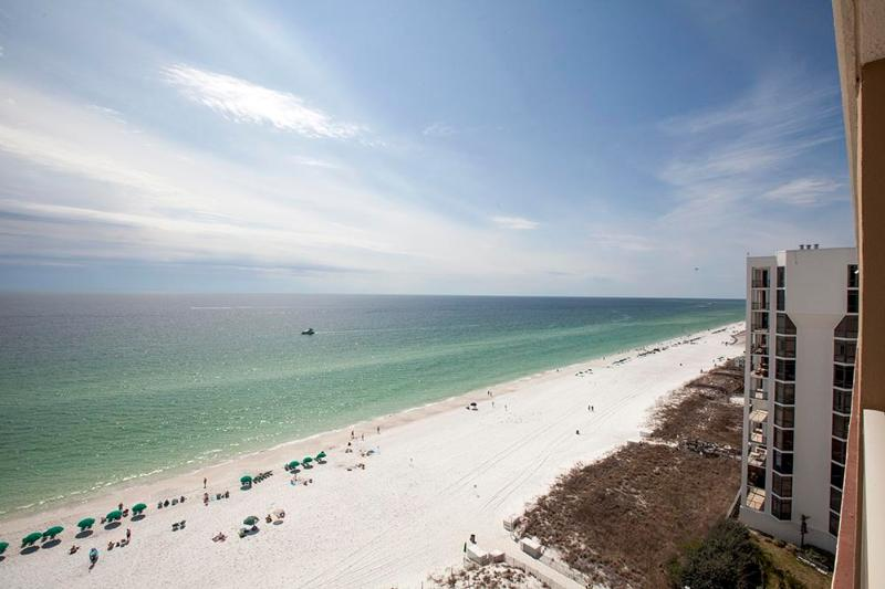 Gorgeous Views of the Gulf & Beach