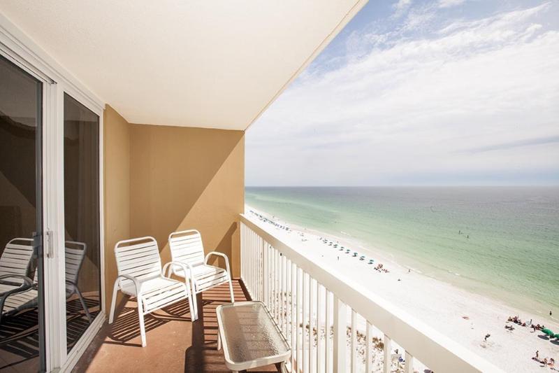 Balcony w/ Gulf Views