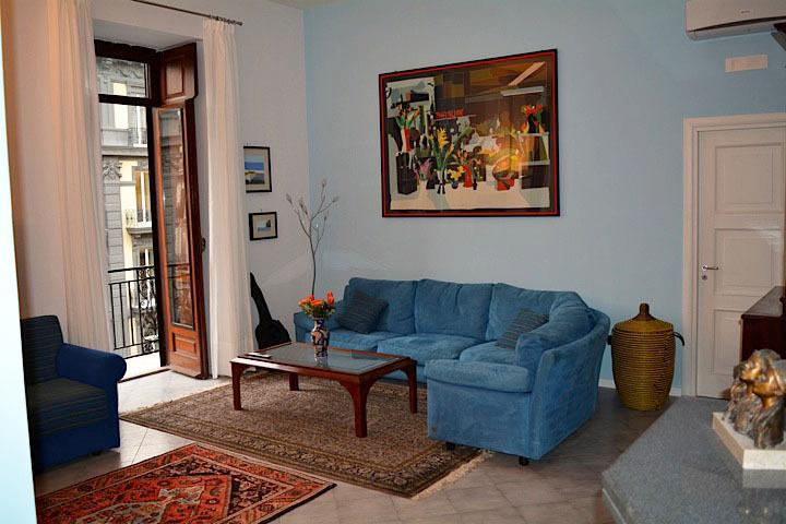 Apartment Vesuvio, holiday rental in Naples