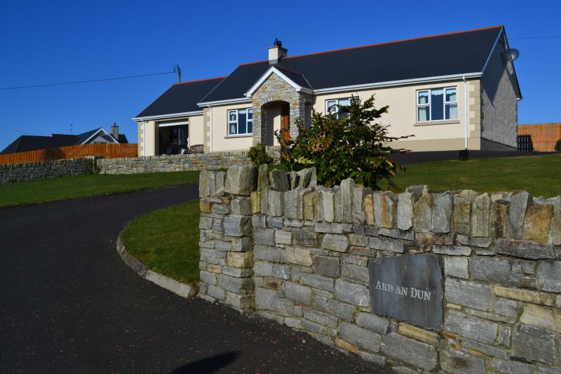 Ard An Dun, holiday rental in County Donegal