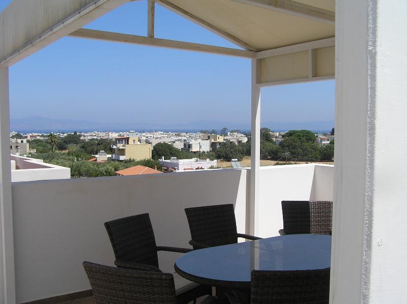 Kos town Seaview two floor luxury apartement, holiday rental in Kos Town
