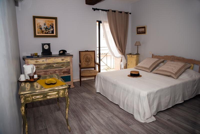 Chambre aux couleurs de la Provence