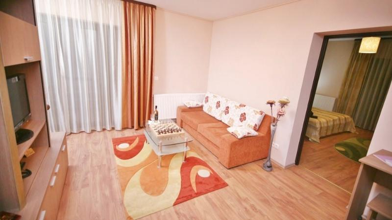 Apartment in TwinsApartHotel, location de vacances à Brasov