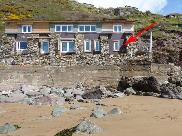 BEACHCOMBER'S COTTAGE, pet friendly, character holiday cottage, in Millbrook, vakantiewoning in Cawsand