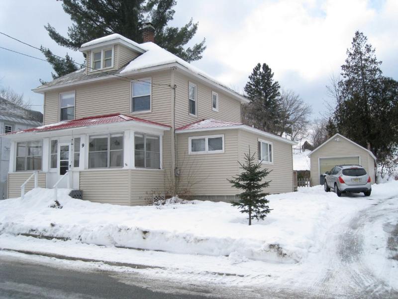 Gore Mountain House Winter