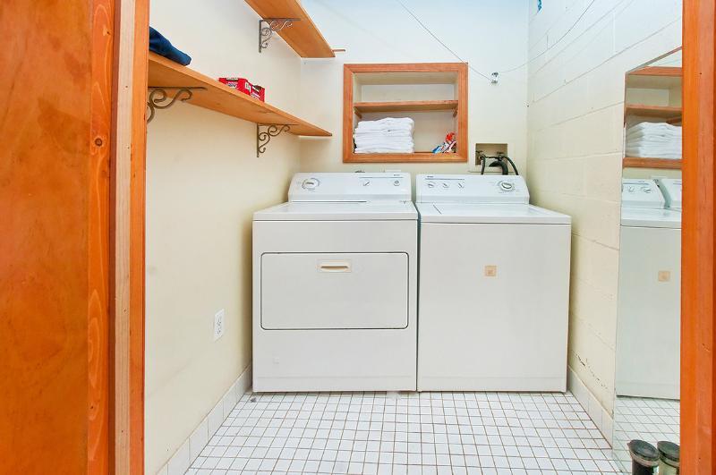 Sala lavanderia