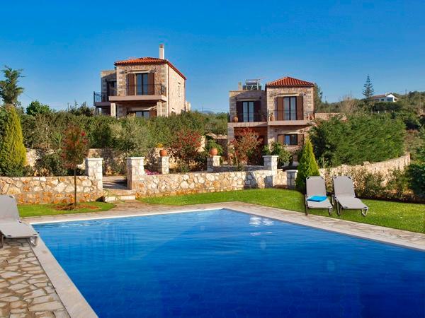 Villa Xefoto – semesterbostad i Vamos