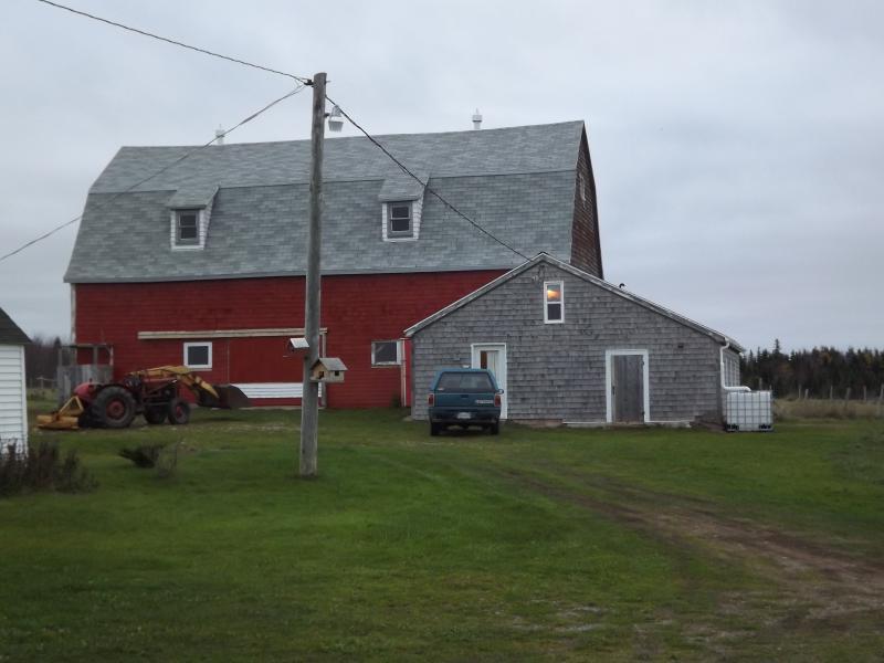 Mill House Studio, location de vacances à Île de Cap Breton