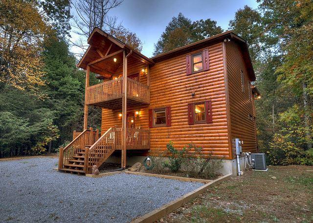 3 bedroom cabin rental