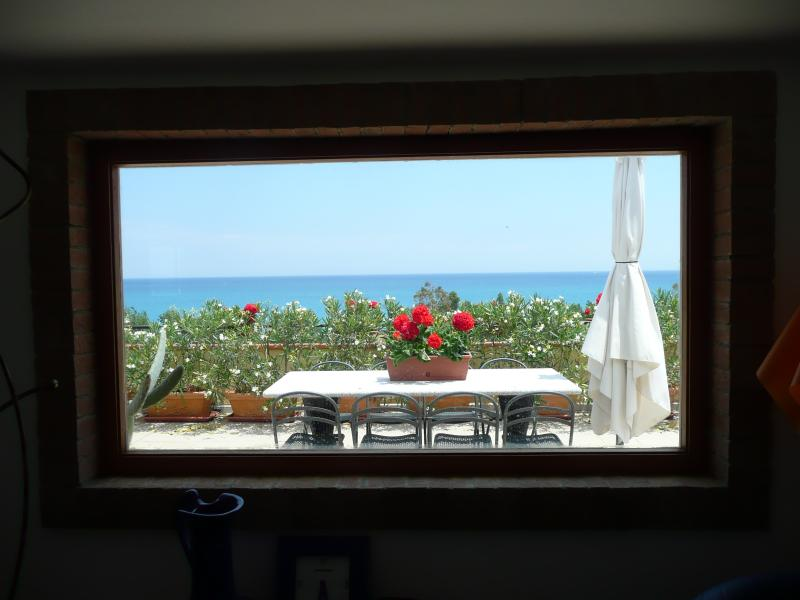 La Terrazza Luxury Apartment, holiday rental in Monasterace