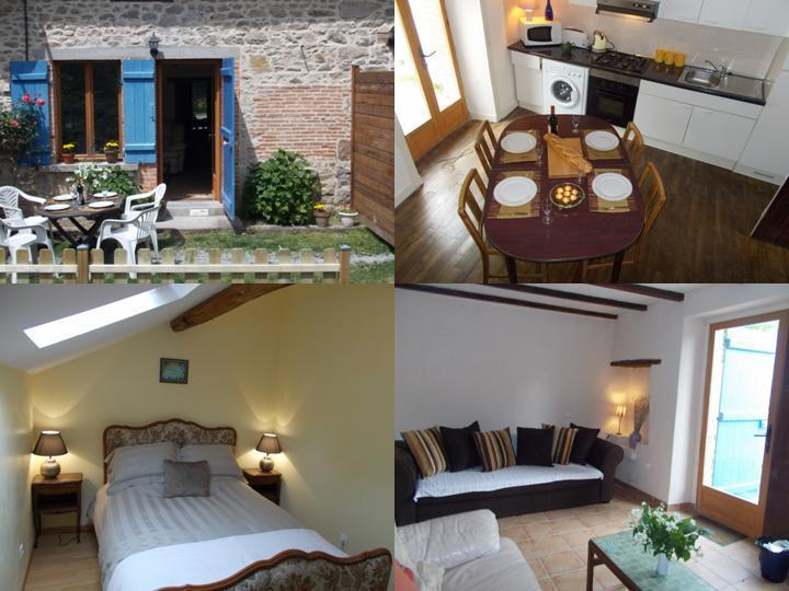 Cottage Lavaud, vacation rental in Bellac